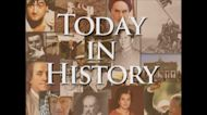Today in History for January 6th