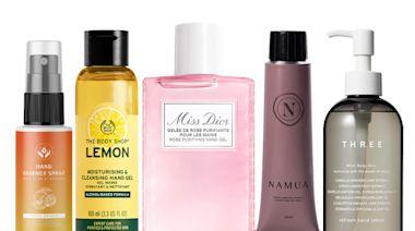 頻繁消毒,雙手都憔悴了嗎?5款「香氛乾洗手」抗菌兼保養!還有Miss Dior甜甜香必收~