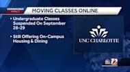 N.C. Colleges, Universities move online