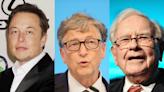 Fact Check: Is Elon Musk richer than Warren Buffett and Bill Gates combined?