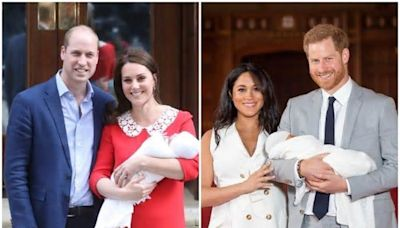 10 differences between Meghan Markle's and Kate Middleton's pregnancies and royal births
