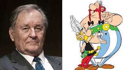 Albert Uderzo Dies: 'Asterix' Illustrator & Writer Was 92