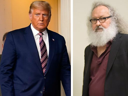 Trump Turns to Randy Quaid for Guidance in Overthrowing Democracy