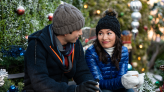 Lifetime's 'A Sugar & Spice Holiday' Stars on Giving Asian Romance the Spotlight (Exclusive)
