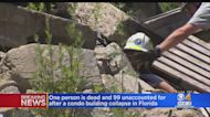 Massachusetts FEMA Task Force 1 Trains For Rescue Situations Similar To Miami Building Collapse