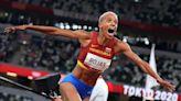 【東京奧運】飛越15.67公尺打破26年世界紀錄 委內瑞拉跳遠女將羅哈斯勇奪金牌--上報