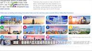 調查:香港等六亞太區城市躋身全球十大科創中心 新加坡排名第一