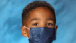 First-Grade Boy Insists on Keeping His Mask on for School Picture: 'I Always Listen to My Mom'