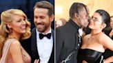 What celebrities wore to make their red-carpet debut as couples at the Met Gala