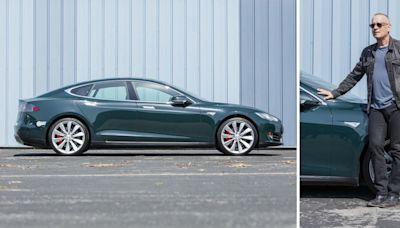 Yes, You Can Buy Tom Hanks' Tesla!