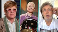 Elton John, Paul McCartney and More Mourn Rolling Stones' Charlie Watts