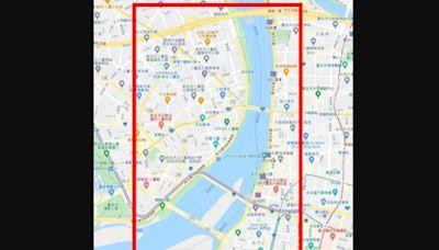 颱風雨勢強 北市關河岸沿線疏散門