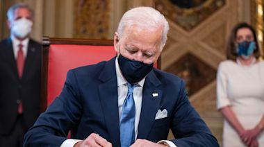 Biden's executive action to extend eviction moratorium is a 'Band-Aid' on the rental crisis