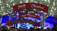Beirut seeks Christmas cheer after gloomy year
