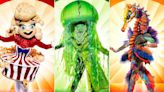 The Masked Singer recap: 3 celebrities go home in shocking triple elimination