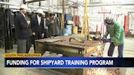 Philly Shipyard apprenticeship program receives nearly $750,000 grant