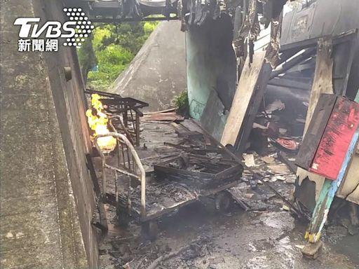 嘉義煙火廠爆炸1移工燒燙傷 曾打造高雄跨年煙火秀│TVBS新聞網