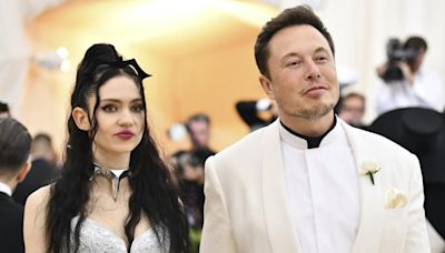 Space Ex: Elon Musk and Grimes separate after three years