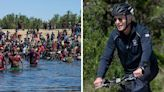 WHERE'S JOE? Biden Bikes in Delaware as Border Crisis Spirals Out of Control | iHeartRadio