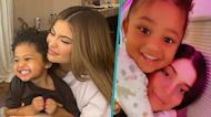 Kylie Jenner's Daughter Stormi Crashes Video With Adorable Impressions Of Her