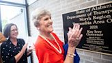 Former Tuscumbia mayor memorialized on new ALDOT building