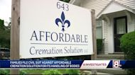Families sue Maine funeral home accused of letting bodies decompose