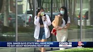 State expected to tweak Mass. mask rules next week