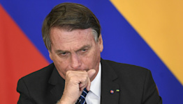 Bolsonaro should face murder charges over Brazil's Covid disaster, draft senate report says