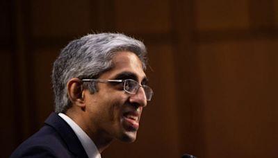 Vivek Murthy confirmed for 2nd run as U.S. surgeon general