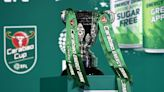 League Cup second round results; third round draw