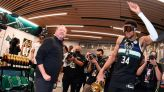 NBA Finals 2021: Sights and Sounds from Milwaukee Bucks' championship celebration