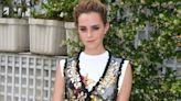 "Emma Watson Reportedly Wants a ""Long-Term Future"" With Her Boyfriend, Leo Robinton"
