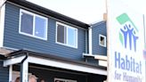 Building a future: Habitat for Humanity completes home for Tremonton family