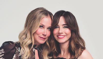 Christina Applegate & Linda Cardellini On 'Dead To Me' Season 2's Blend Of Comedy And Trauma