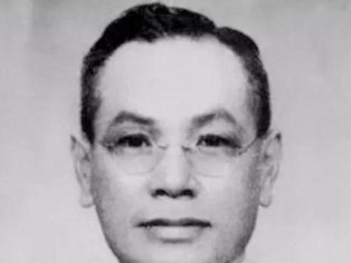 70年前,公安局抓到大特務要重判,特務說:陳賡可以證明我有功