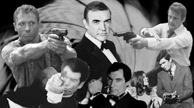 James Bond films: Every 007 movie ranked in order of worst to best