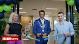 Max Whitlock and Gail Emms open £20m Harpenden Leisure Centre