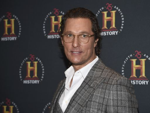 Matthew McConaughey: I couldn't talk to my mother for eight years