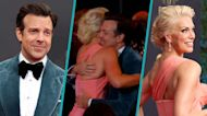 Jason Sudeikis Gets Emotional Over Hannah Waddingham's 'Ted Lasso' Emmy Win