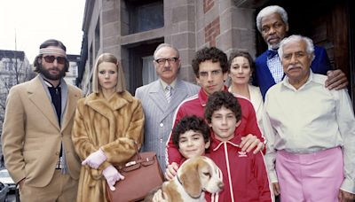 Everything we learned from the Royal Tenenbaums reunion at Tribeca