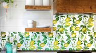 How to use wallpaper to renovate your home