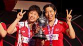 羽毛球|中國反勝日本第15次捧優霸盃
