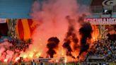 Fans, police clash as Ahly edge Esperance, Chiefs shock Wydad
