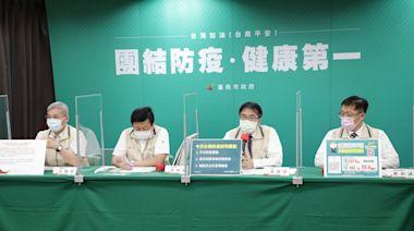 強化保護力 黃偉哲籲接種第1劑疫苗市民預約登記第2劑