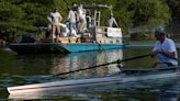 'Like night and day:' With special clay, hope blooms in fight against sickening algae in Austin lakes