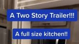 '2-Story' Trailer: Video Shows RV with Staircase to Loft | Snopes.com