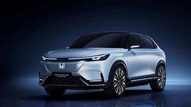 【上海車展】Honda HR-V「純電版」亮相 劃時代外觀獲高呼聲 - DCFever.com