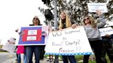 Protest against COVID vaccine mandate led by Inland Empire teachers and parents