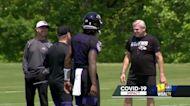 Ravens QB Lamar Jackson tests positive for COVID-19