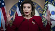Nancy Pelosi says Democrats are paying 'the Trump credit card' by raising the debt ceiling